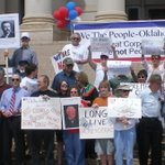 OKC Rally against Citizens United Ruling, photos and thoughts