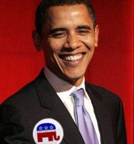Eureka, I've got it! Obama should switch parties