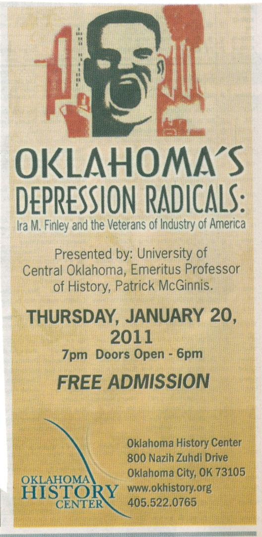 Oklahoma's good old days